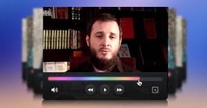 نموذج لفيديو المنبر العالمي باللغة الإسبانية
