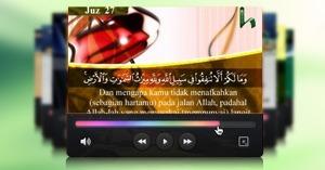 نموذج لفيديو بلاغ باللغة الإندونيسية